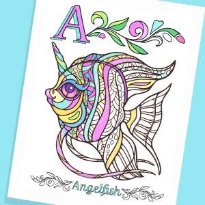 Angelfish unicorn